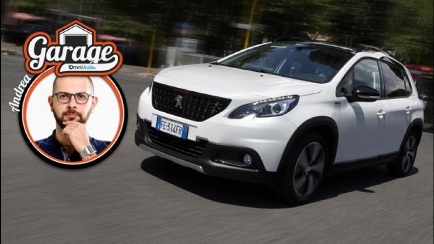 Peugeot 2008, perché la trazione anteriore basta e avanza [VIDEO]