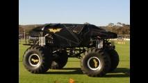 Dark Knight Batmobile