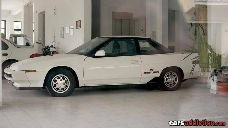 Descubre el concesionario 'abandonado' de Subaru