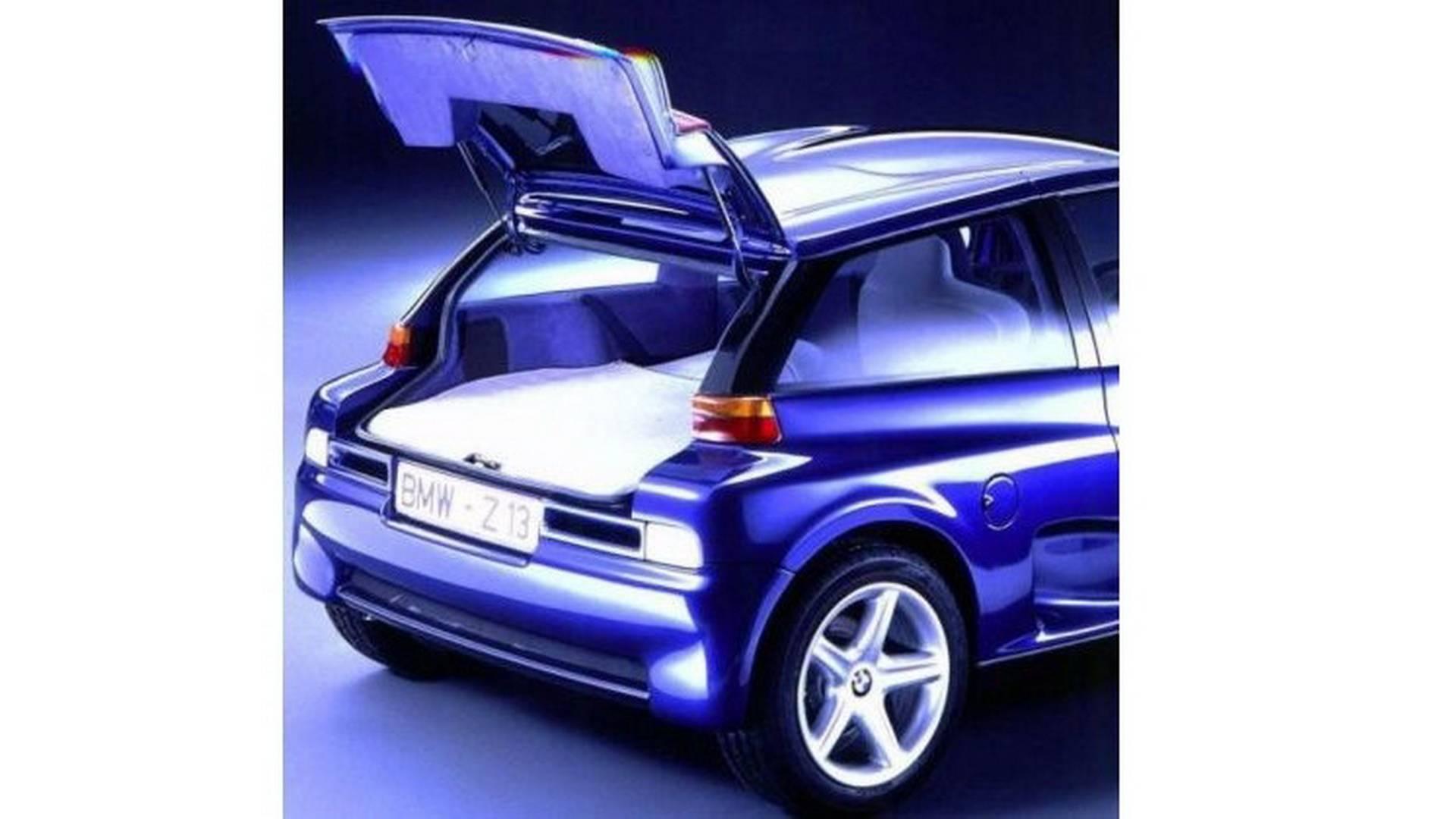 Unuttuğumuz Konseptler: 1993 BMW Z13