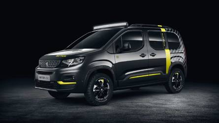 Peugeot Rifter 4x4 Concept Shows Its Adventurous Side