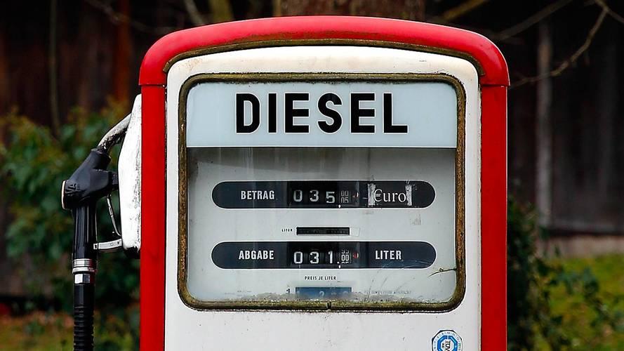 Almanya'dan dizel araçlara yasak kararı