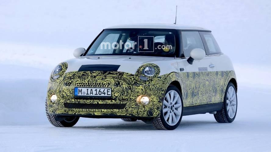Mini Cooper Electric Returns In New Spy Photos
