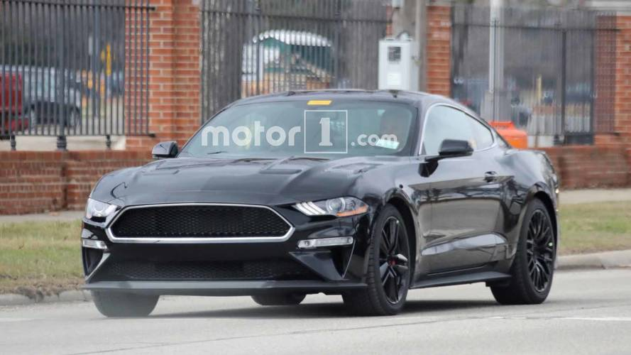 La Ford Mustang Bullitt surprise en liberté !