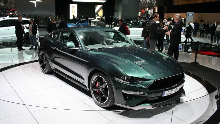 Ford sera absent au Salon de Genève 2019