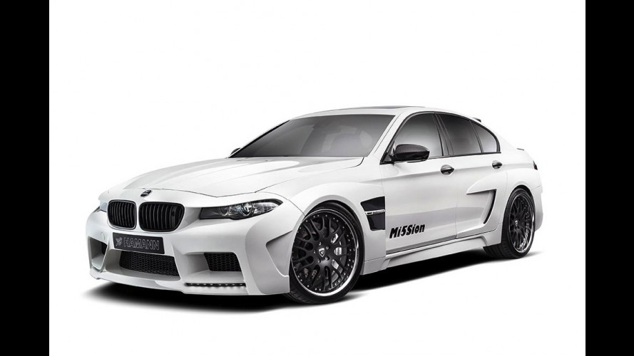 Hamann BMW M5 Mission