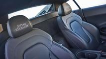 Audi R8 çift turbo