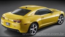 Novo Chevrolet Camaro 2010 - Fotos oficiais vazam antes do lançamento