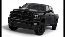 Dodge Ram Black Express