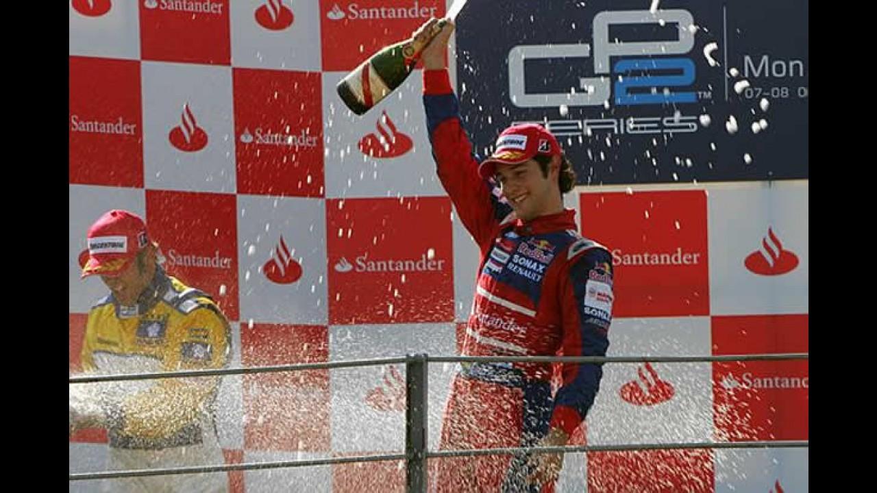Fórmula 1: Bruno Senna confirmado como piloto da Campos em 2010