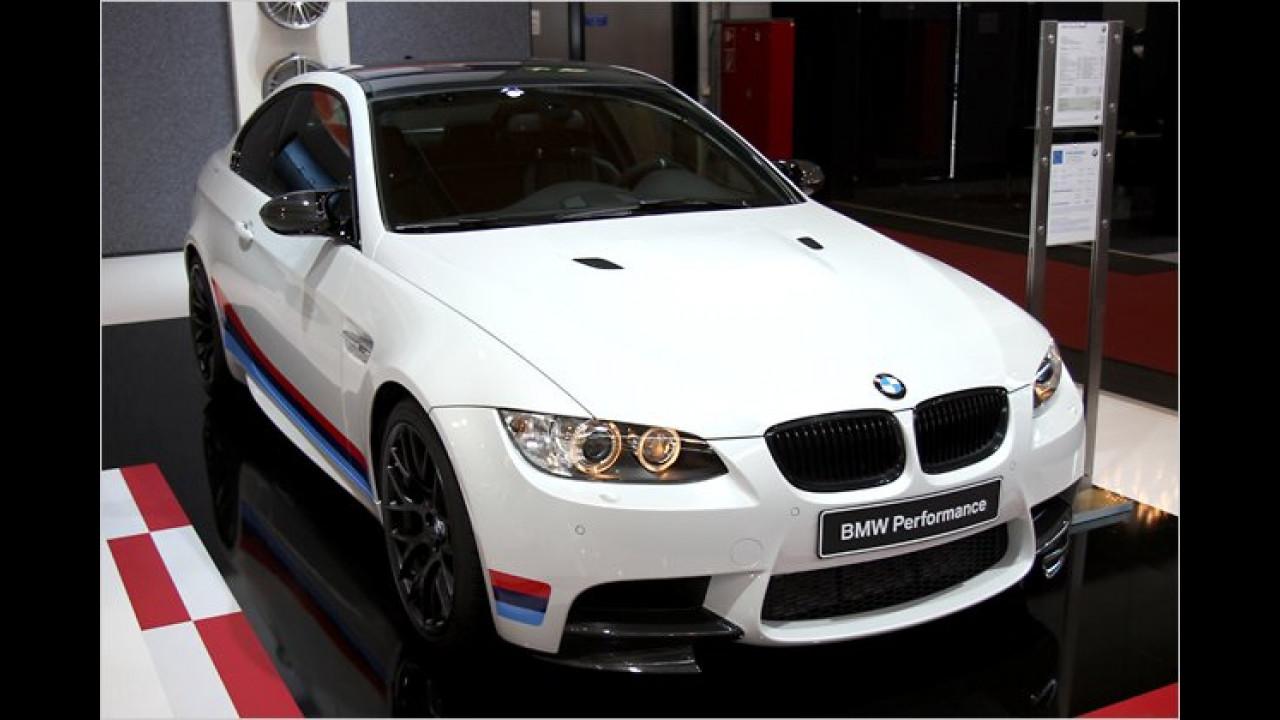 BMW M3 Performance