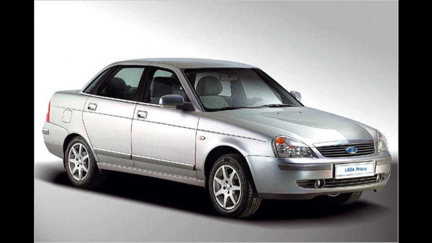 Retter in der Not: Renault will Lada aus der Krise helfen
