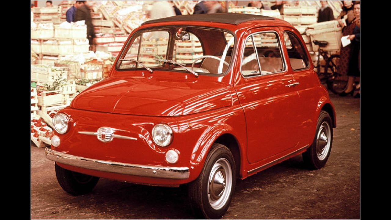 Fiat 500 (1955-1975)