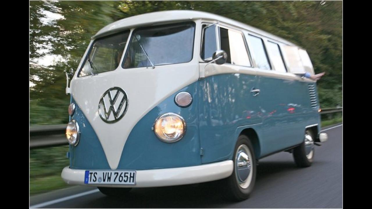 Platz 11: VW T1/Bulli (13,9 Prozent)