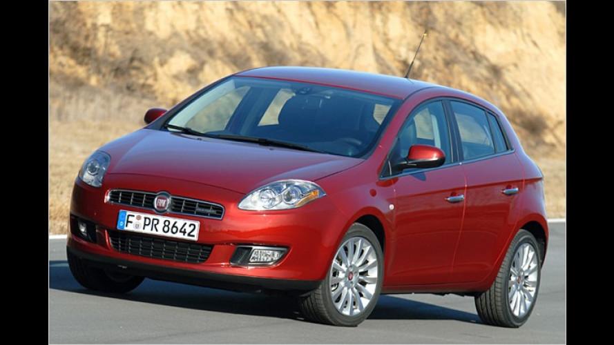 Kein reiner Sparer: Fiat Bravo mit neuem Downsizing-Diesel