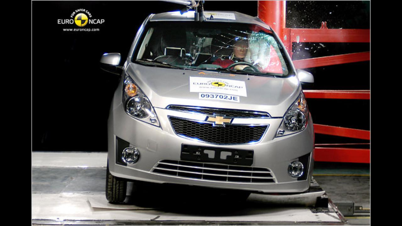 Chevrolet Spark (4 Sterne, 69 von 100 Punkten)