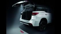 Novidade no Brasil, Toyota SW4 2016 recebe pacote esportivo TRD lá fora