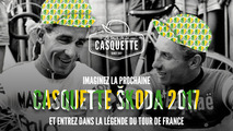 Casquette Skoda Tour de France
