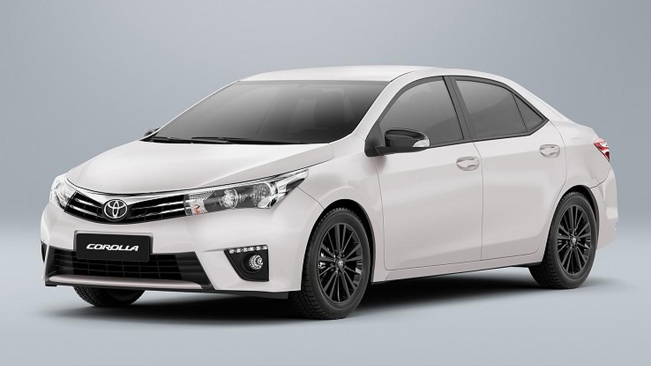 Toyota Corolla Dynamic 2017