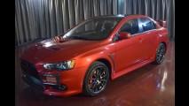 Concessionário pede 'insanos' US$ 88 mil por um Mitsubishi Lancer Evo Final Edition