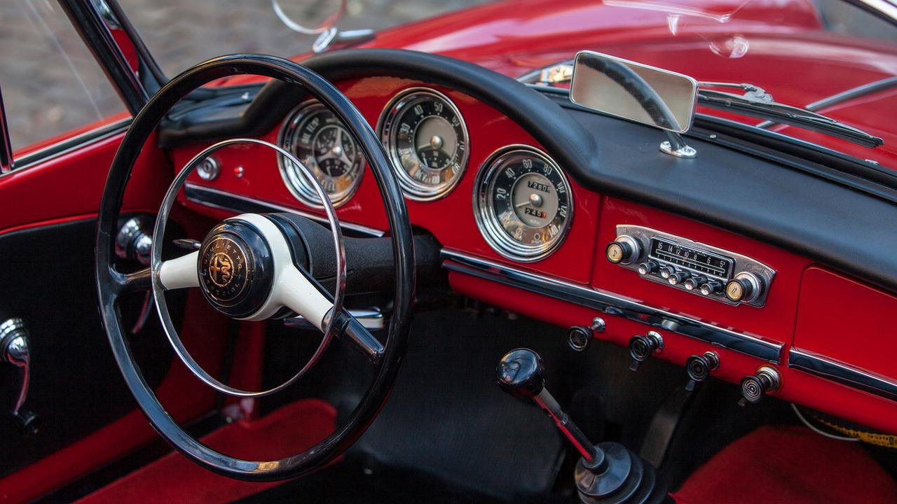 1962 Alfa Romeo Giulietta