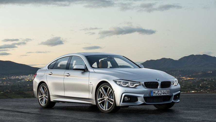 BMW 4 Serisi'nin en çok satan türevi Gran Coupe oldu