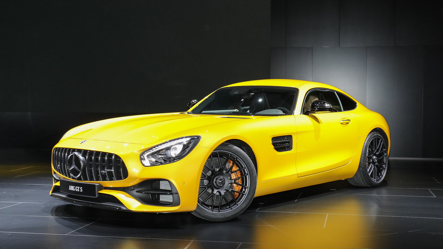 New Mercedes-AMG GT C Coupe is the friendlier GT R in Detroit