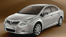 New Toyota Avensis