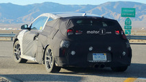 Hyundai Veloster casus fotoğrafları
