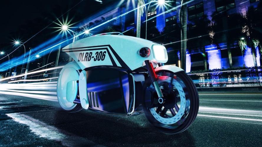 Bientôt des motos autonomes pour mettre des PV ?