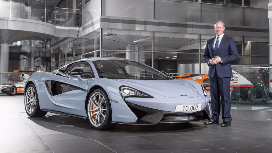 McLaren Considering Stock Market IPO In 3 To 5 Years