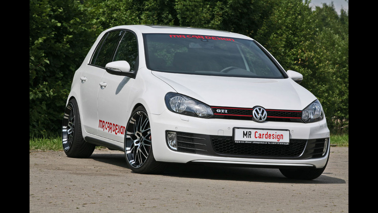 Volkswagen Golf VI GTI by MR CarDesign