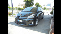 Toyota Yaris Hybrid, test di consumo reale Roma-Forlì