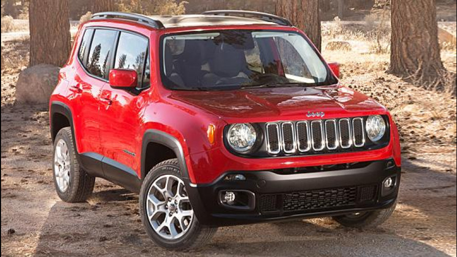 Jeep Renegade, ora tocca a lei