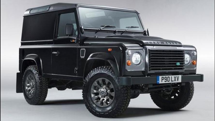 Land Rover Defender LXV Edition
