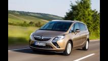 Opel Zafira Tourer 1.6 CDTI, il diesel tuttofare