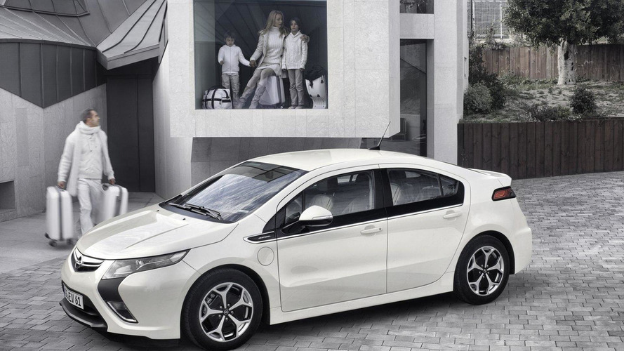 Opel Ampera production version ready for Geneva debut