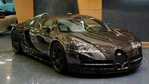 Bugatti Veyron by Mansory