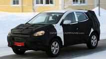 2010 Hyundai ix35 spy photo