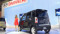 Daihatsu Tanto Exe Custom live in Tokyo