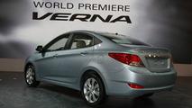 2011 Hyundai Accent / Verna live in Beijing, China, 23.04.2010
