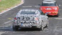 2012 BMW F12 M6 first spy photos on Nurburgring, Germany 29.06.2010