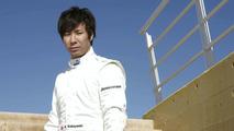 Kamui Kobayashi (JAP), BMW Sauber C29 launch, 01.02.2010, Valencia, Spain