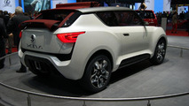 Ssangyong XIV-2 Convertible Crossover Concept live in Geneva 06.03.2012