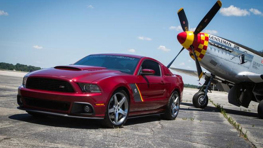 2013 Roush Stage 3 Mustang Premier Edition announced