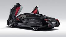 McLaren X-1 17.8.2012