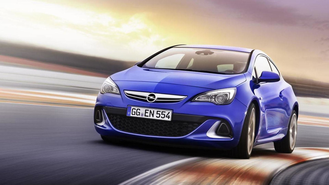 2012 Opel Astra OPC 08.2.2012