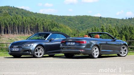 Essai Audi A5 Cabriolet - Plaisir primaire et technologies de pointe