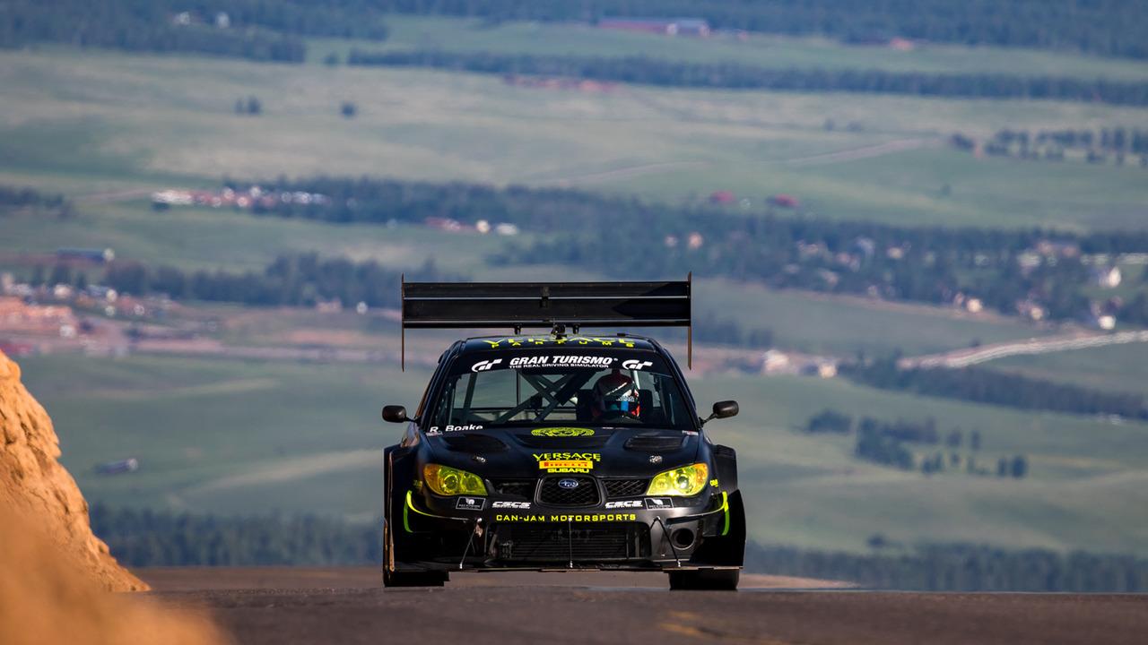 #96 Subaru Impreza WRX STi- Richard Boake