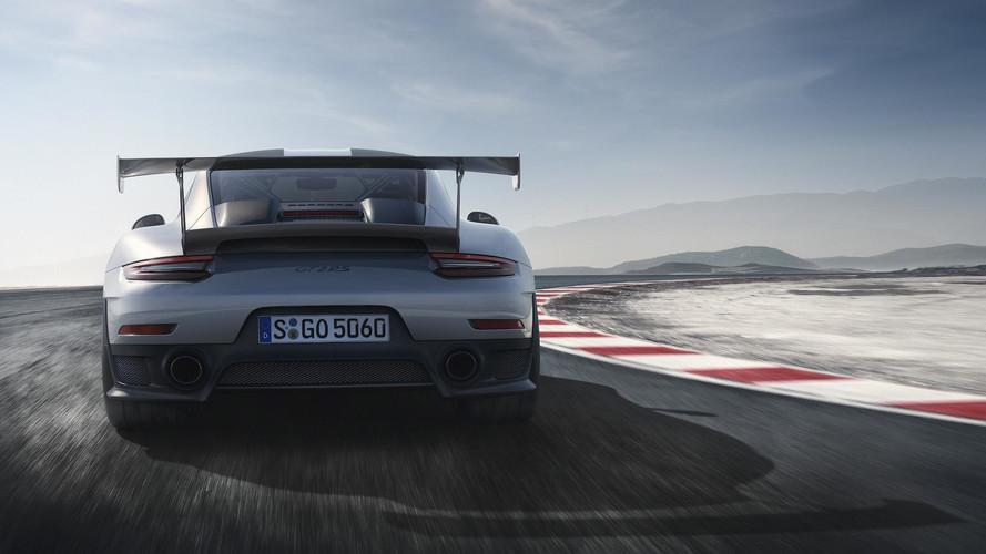 Supergalería del Porsche 911 GT2 RS, pasado y presente